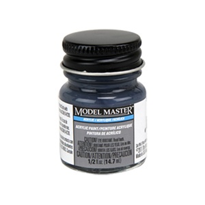5-N Navy Blue - Semi-Gloss 4867 Acrylic Paint - 1/2 oz. Bottle Acrylic by Model Master