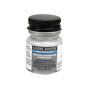 507-C Light Gray R.N. Acrylic Paint - Semi-Gloss 4870 - 1/2 oz. Bottle Acrylic by Model Master