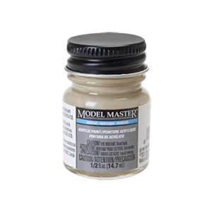 Aged Concrete Acrylic Paint - Flat 4875 - 1/2 oz. Bottle Acrylic by Model Master