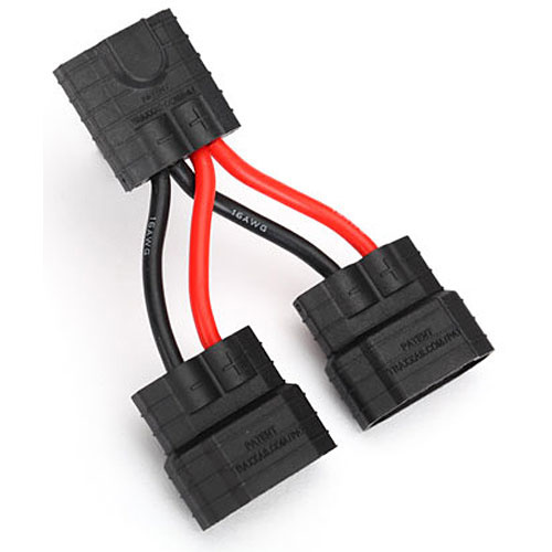 Traxxas 3064X: Wire Harness, Parallel Battery