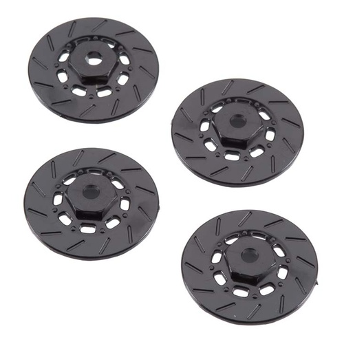Traxxas 7569: Wheel Hubs Hex Disc Brake Rotors (4)