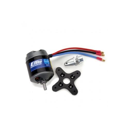 E Flite Power 60 Brushless Outrunner Motor 400 Rpm V Eflm4060a