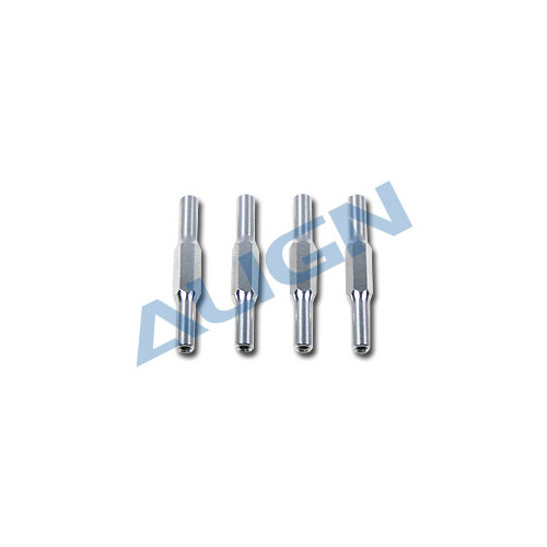 Aluminum Hexagonal Bolt H50051
