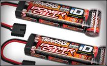 2 X Nimh batteries