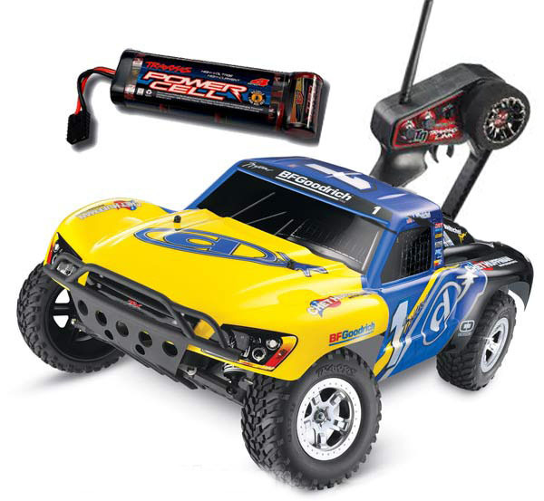 TRAXXAS SLASH 1/10 2WD EP SCT 2 4Ghz RTR 5803 Jerry