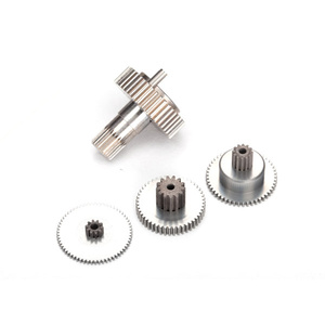 TRAXXAS 2252 Gear set, metal (for 2250, 2255 servos)