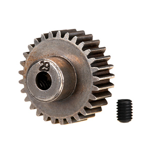 Traxxas 2429: Gear, 29-T pinion (48-pitch)/ set screw