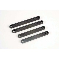Traxxas 2441: Camber link set for Bandit (plastic/ non-adjustable)