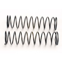 Traxxas 2458: Springs, front (black) (2)