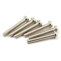 TRAXXAS 2567: Screws, 3x23mm roundhead machine (6)
