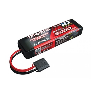 Traxxas 2872X: Power Cell 11.1v 5000Mah 25C iD LiPo Battery