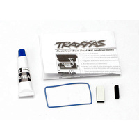 Traxxas 3629: Seal kit, receiver box