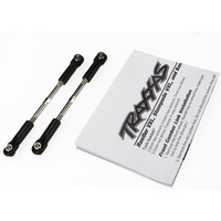 Traxxas 3645: Turnbuckles, toe link, 61mm (96mm center to center) (2)