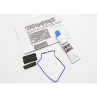 Traxxas 3925: Seal kit, receiver box (includes o-ring, seals, and silicone grease)