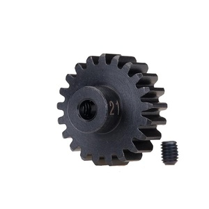 TRAXXAS 3951X Gear, 21-T pinion (32-p), heavy duty