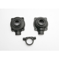 Traxxas 3979: Housings, differential (left & right)/ pinion collar (1)