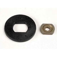 Traxxas 4185: Disc Brake, Shaft-Disc Adaptor: Nitro Rustler New