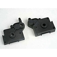 Traxxas 4191: Gearbox Halves Left/Right: Nitro Stampede New