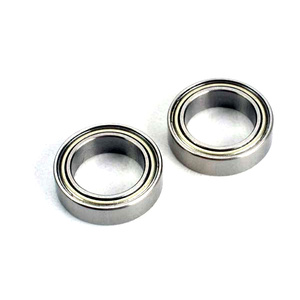 Traxxas 4612: Ball Bearings (2) 10x15x4-mm