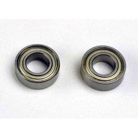 Traxxas 4614: Axle Carrier Ball-Bearings(2) 6 x12 x4-mm (6x12mm)