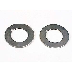 Traxxas 4622: Pressure rings, slipper (notched) (2)
