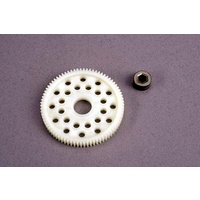 Traxxas 4678: Spur gear (78-tooth) (48-pitch) w/bushing