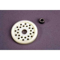 Traxxas 4681 Spur Gear 81T 81-T/Tooth 48P 48-P/Pitch