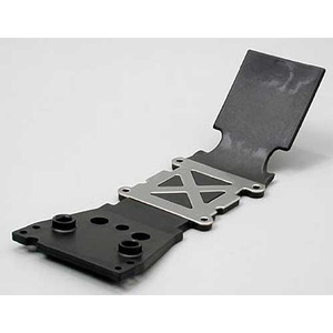 Traxxas 4937: Front Skid Plate T-Maxx