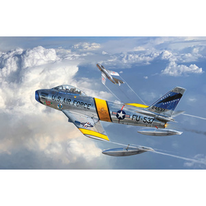 Italeri F-86F Sabre 1:72 Scale Model #1426