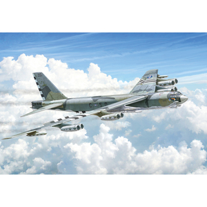 ITALERI 1442 B-52H Stratofortress 1:72 Scale Model Bomber Plane