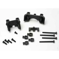 Traxxas 5317: Front and Rear Shock Mounts Set