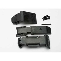 Traxxas 5337: Front (2) and Rear (1) Skid Plate