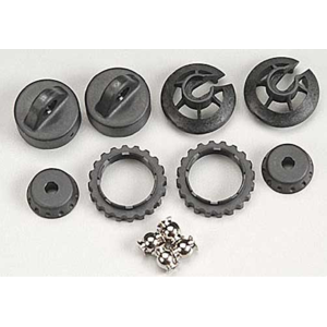 Traxxas 5465: GTR Shock Caps and Spring Retainers