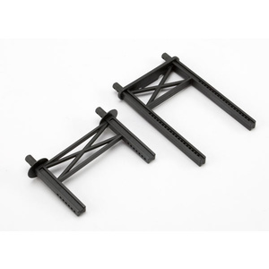 Body mount posts, front & rear (tall, for Summit) #5616