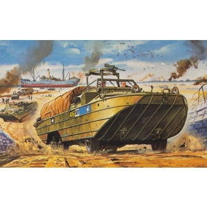 Airfix DUKW 1:76 Scale Model