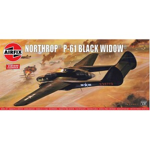 Airfix A04006V Northrop P-61 Black Widow 1:72 Scale Model