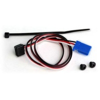 Traxxas 6520: Sensor, RPM (long)/ 3x4mm BCS (2)/ 3x4 GS (1)