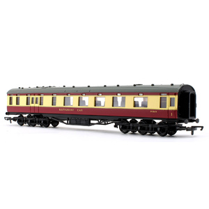 Hornby 00 Scale, BR, Period II 68FT Dining/Restaurant Car, M236M - Era 4 #R4188D