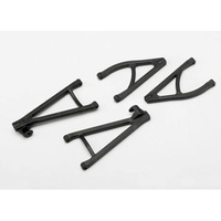 Traxxas 7132 Rear Suspension A-Arm Set (4): 1/16 E-Revo VXL & XL-2.5