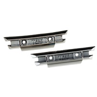 Traxxas 7135: Bumpers Front/Rear VXL