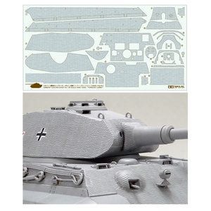 "Zimmerit Coating Sheet for 1:35 Scale King Tiger ""Porsche Turret"" #12649"