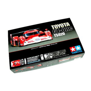 Tamiya TOYOTA GT-One TS020 1:24 Model Car Series no.222 #24222
