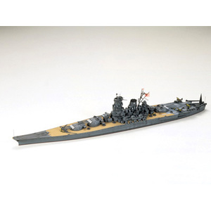 Tamiya 31113 Japanese Battleship Yamato 1:700 Scale Model Water Line Series