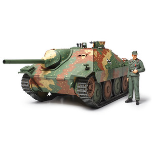 Tamiya German Tank Destroyer Hetzer Mid Production 1:35 Scale Model Military Minatures No.285 #35285