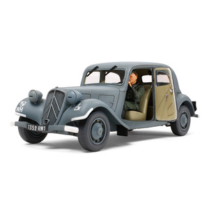 Tamiya Citroën Traction 11CV Staff Car 1:35 Scale Model Military Miniature Series No.301 #35301