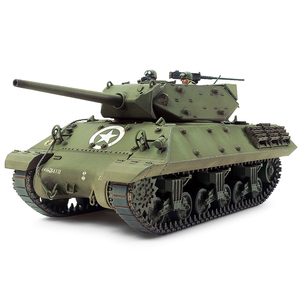 Tamiya U.S. Tank Destroyer M10 (Mid Production) 1:35 Scale Model Military Miniature Series No.350 #35350