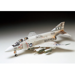 Tamiya McDonnell Douglas F-4J Phantom II™ Marines Model Jet Series no.8 #60308