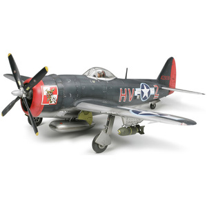 Tamiya Republic P-47M Thunderbolt® 1:48 Scale Model Aircraft Series No.96 #61096
