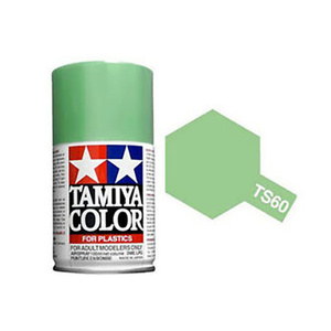Tamiya TS-60 Pearl Green Spray Lacquer Paint #85060