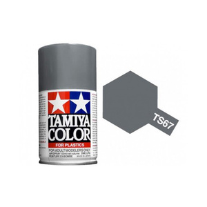Tamiya TS-67 Un Grey (Sasebo Arsenal) Spray Lacquer Paint #85067